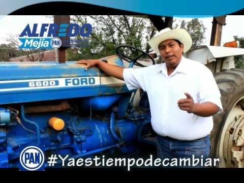 Presentación candidato a Regidor, Arnol Paz Castillejo. Pátzcuaro.