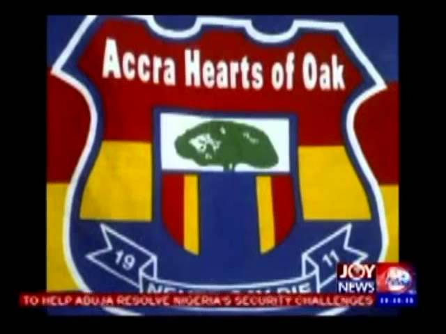 New Managing Director for Accra Hearts of Oak - Joy News @ 8 (29-9-14)