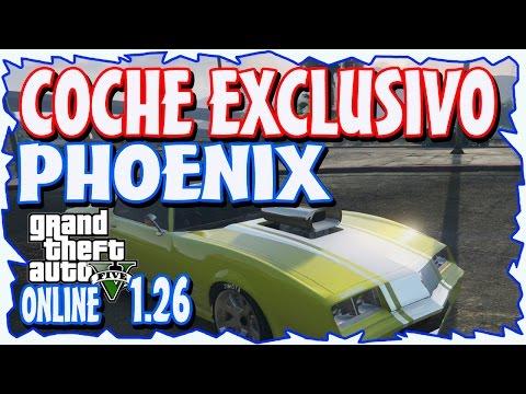 GTA 5 ONLINE - CONSEGUIR COCHE EXCLUSIVO IMPONTE PHOENIX - TODAS LAS CONSOLAS