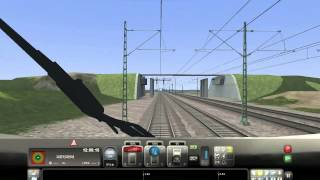 Train Simulator 2013 ICE Top Speed 311kmh / 193mph