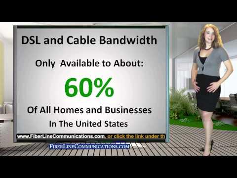 4G Fixed Wireless Bandwidth