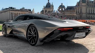 McLaren Speedtail (2020) - Excellent Hypercar!