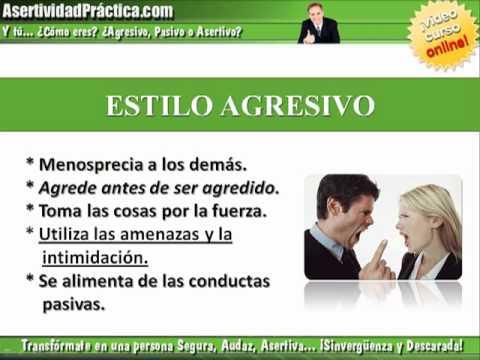 Asertividad ¿Qué es la Asertividad?