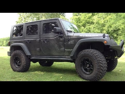 2014 Jeep Wrangler Half Doors With Hardtop 4 Door Jeep