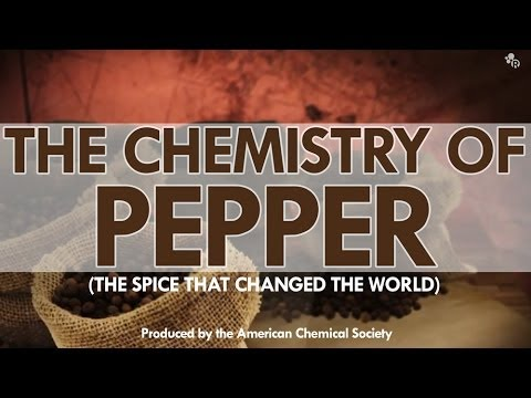 The Chemistry of Pepper: The Spice that Changed the World - Reactions