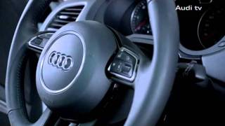 Audi Q3 - interior design, ergonomics & technology