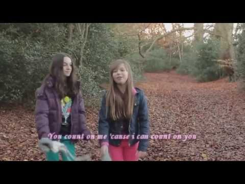 Count On Me Karaoke (in The Style Of Connie Talbot) video