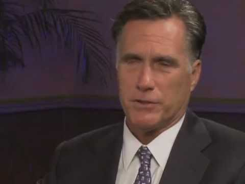 Mitt Romney: Thanks for Supporting the American Jobs Act