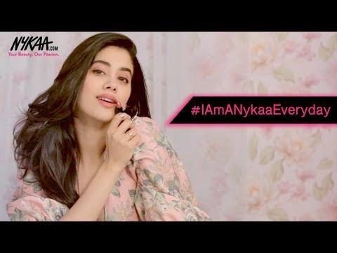 Behind The Scenes of #IAmANykaaEveryday Ft. Janhvi Kapoor | Nykaa