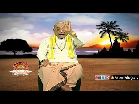 Garikapati Narasimha Rao About Relationship Between Husband And Wife | Nava Jeevana Vedam