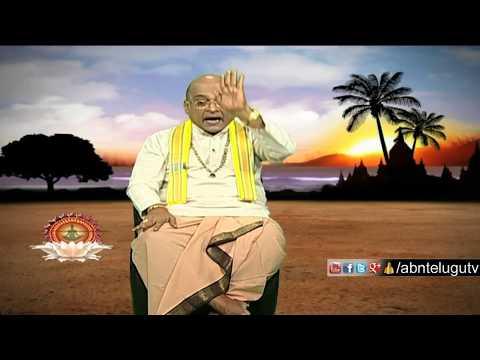 Garikapati Narasimha Rao About Relationship Between Husband And Wife | Nava Jeevana Vedam