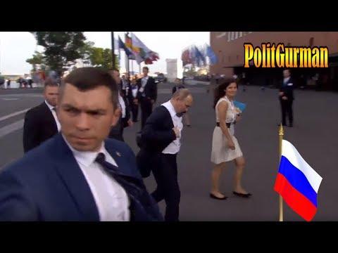 Путин  G- 20 HAMBURG !!! 2017 ФИЛАРМАНИЯ!!   ОПОЗДАНИЕ !