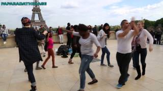 Nollywood Week Flashmob  & PAPARADATHIMAGE