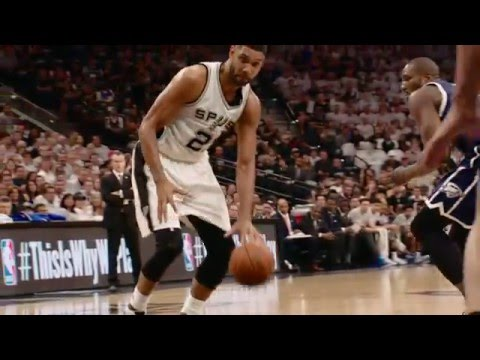 Best of the NBA Playoffs Phantom: Spurs vs Thunder Game 1