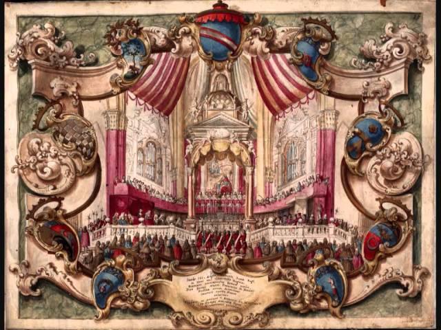 Giacomo Antonio Perti - Messa a 8 in Re maggiore - 1683 (part 1)