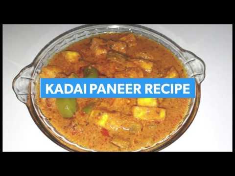 Kadai Paneer Recipe | How To make Kadai Paneer Without Onion & Garlic