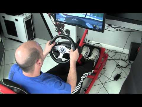 Viper SR 600 Sim Racing Rig Review by Inside Sim Racing