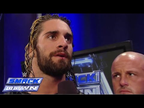 Seth Rollins talks about helping Brock Lesnar and Paul Heyman: SuperSmackDown, December 16, 2014