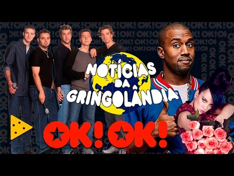Famous do Kanye, a pizza do gordo e discão da Lily Allen