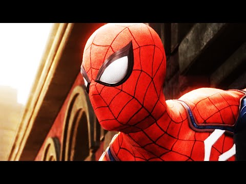 New Spiderman Game - PS4 | E3 2016 Playstation 4 Sony Press Conference