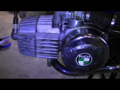 How To Find And Fix Air Leaks On A Moped video