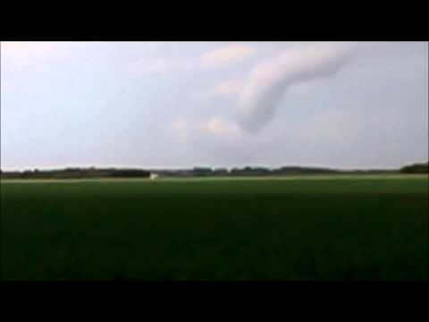 Tornadoes - Edinburg, ND and Larimore, ND