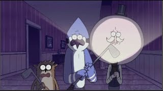 "Cartoon Network USA: ""Regular Show"" [Preview - ""Terror Tales of the Park III""]"
