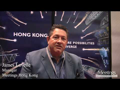 James Lavelle, Manager, Hong Kong Tourism Board
