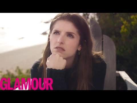 Anna Kendrick's Take on Shower Thoughts | Glamour Cover Star