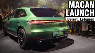 Facelift 2019 Porsche Macan S | Interior & Exterior Walkaround