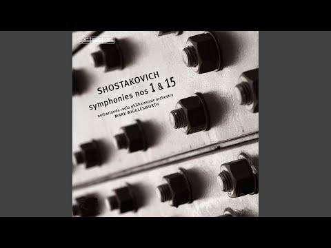 Symphony No. 15 in A Major, Op. 141: I. Allegretto