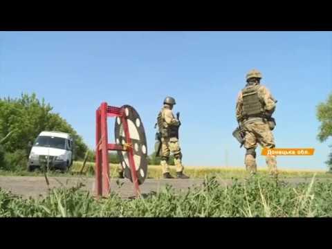 Контрабанда не пройдет! На передвижные блокпосты в зоне ООС вышли пулеметчики