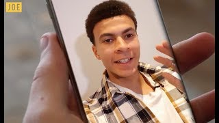 Dele Alli challenges Stephen Tries to become a freestyle footballer in 24 hours
