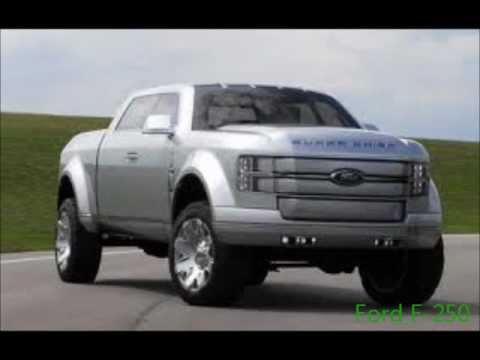 Ford Super Duty Concept Truck - YouTube