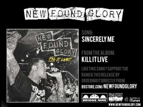 New Found Glory - Sincerely Me