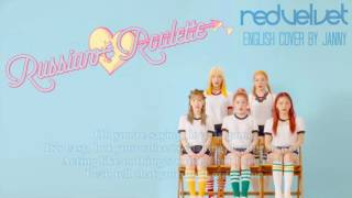 Red Velvet 레드벨벳 - Russian Roulette 러시안 룰렛  English Cover By Janny