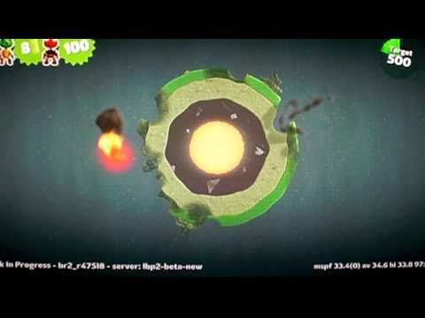 LBP2 Beta Level: Planetary Tanks!