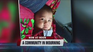 Hmong community unites in grief after baby's shooting death