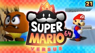 Super Mario 64 Versus Part 21: Viel zu Toxic