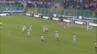 Highlights Palermo - Juventus 0-1 - Sky HD