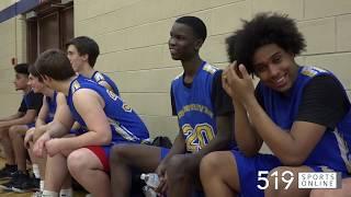 WCSSAA Basketball Quarterfinal - Grand River vs Waterloo Collegiate