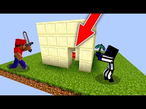 ЭТО НАЗЫВАЕТСЯ ЗАЩИТА КРОВАТИ? НЕ СМЕШИТЕ МЕНЯ! - (Minecraft Bed Wars)