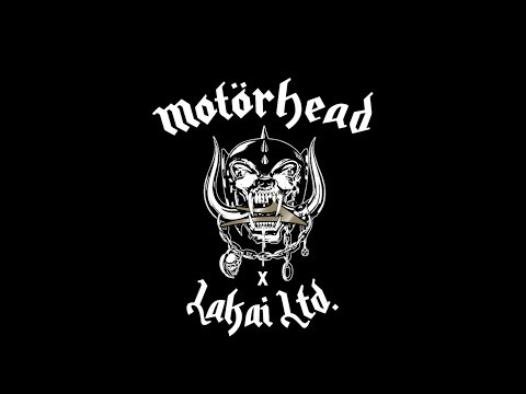 Lakai x Motörhead featuring Riley Hawk