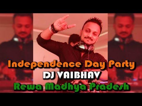 Independence Day | Black Club | Rewa | Madhya Pradesh |  Dj VAibhav