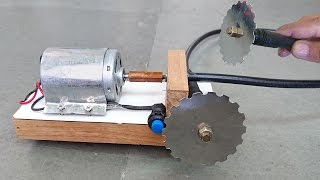 How to Make a Dremel Tool with Flexible Shaft at Home