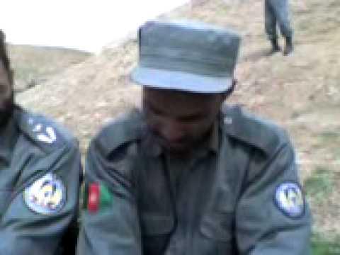 Afghan Soldier Funny Song DDR Shodem
