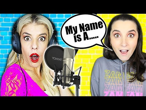 BEST FRIEND NAME REVEAL in 24 HOURS SONG Challenge! (Official music video) | Rebecca Zamolo