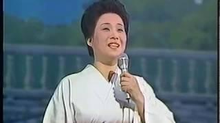 追悼 島倉千代子さん 東京だョ おっ母さん セリフ入り Tyd 大堀遠州 1803a1
