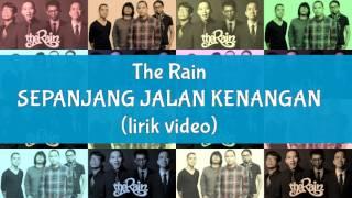 The Rain Sepanjang Jalan Kenangan Lirik Audio Abiifatah