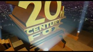 20th Century Fox Logo With Rio 2 Fanfare